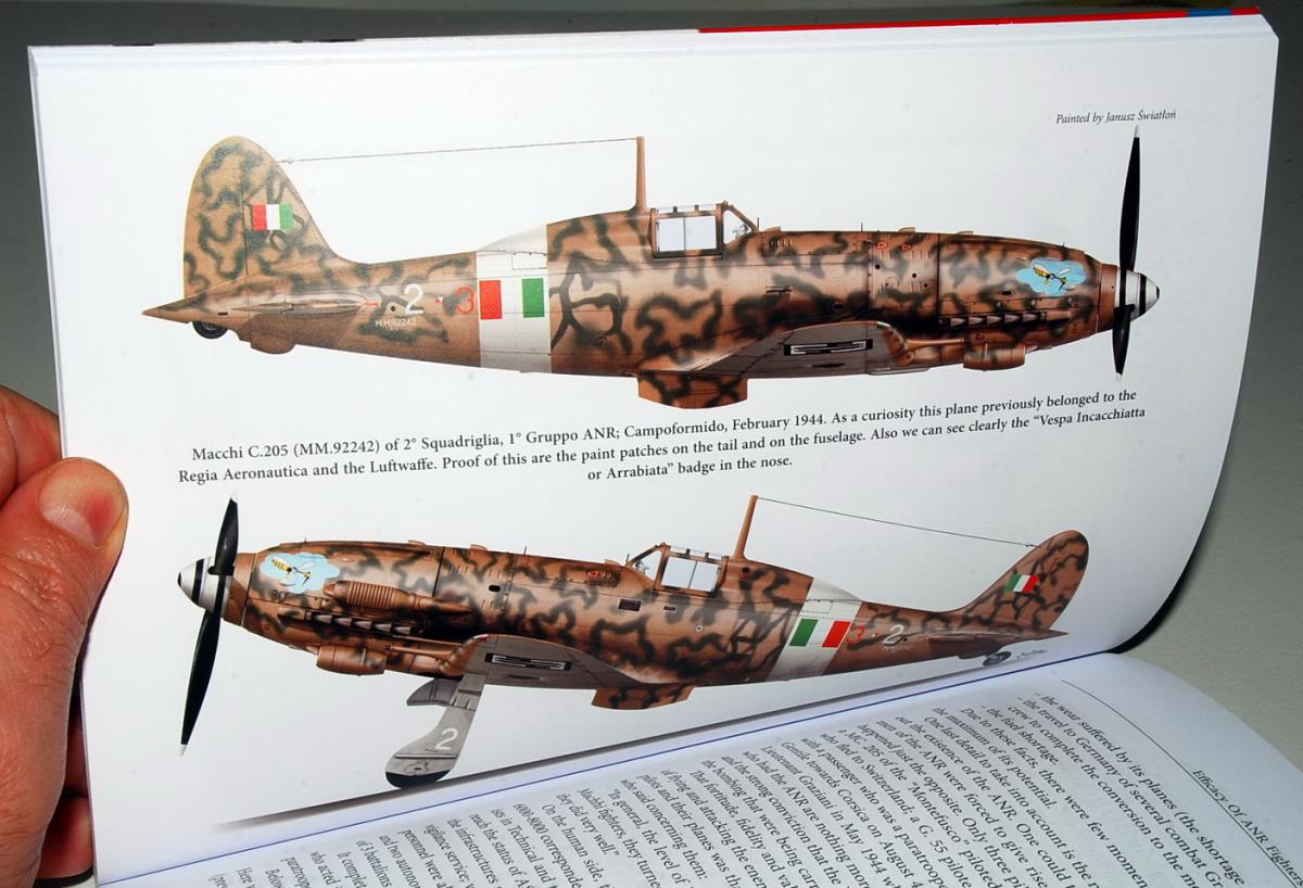 Aeronautica Nazionale Repubblicana 1943 1945 The Aviation