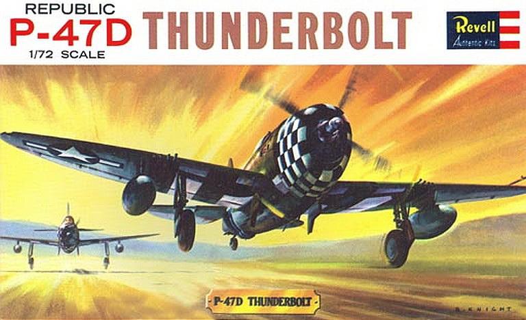 77 χρόνια από την πρώτη πτήση του P-47 Thunderbolt!