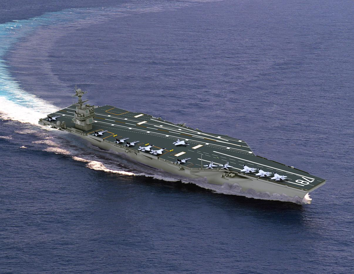 USS Gerald R. Ford (CVN 78