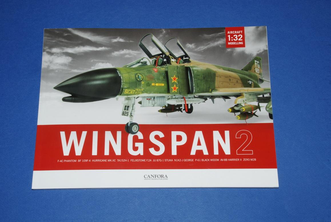 WINGSPAN 2 (Aircraft 1/32 Modelling), CANFORA Publishing