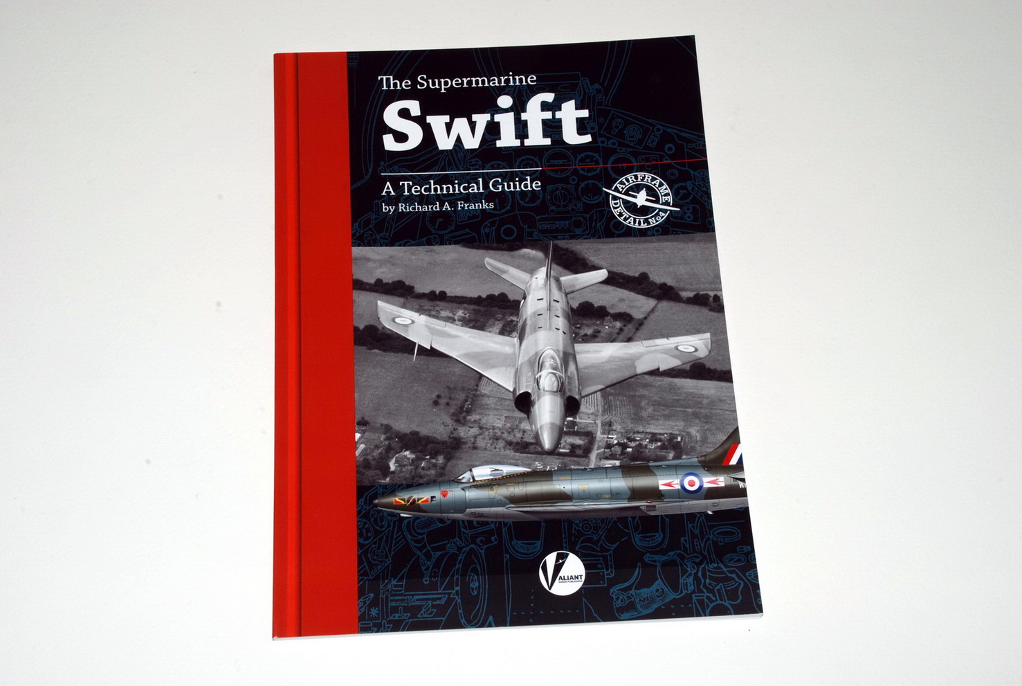 airframe detail no 4 the supermarine swift a technical guide by rh modellingnews gr