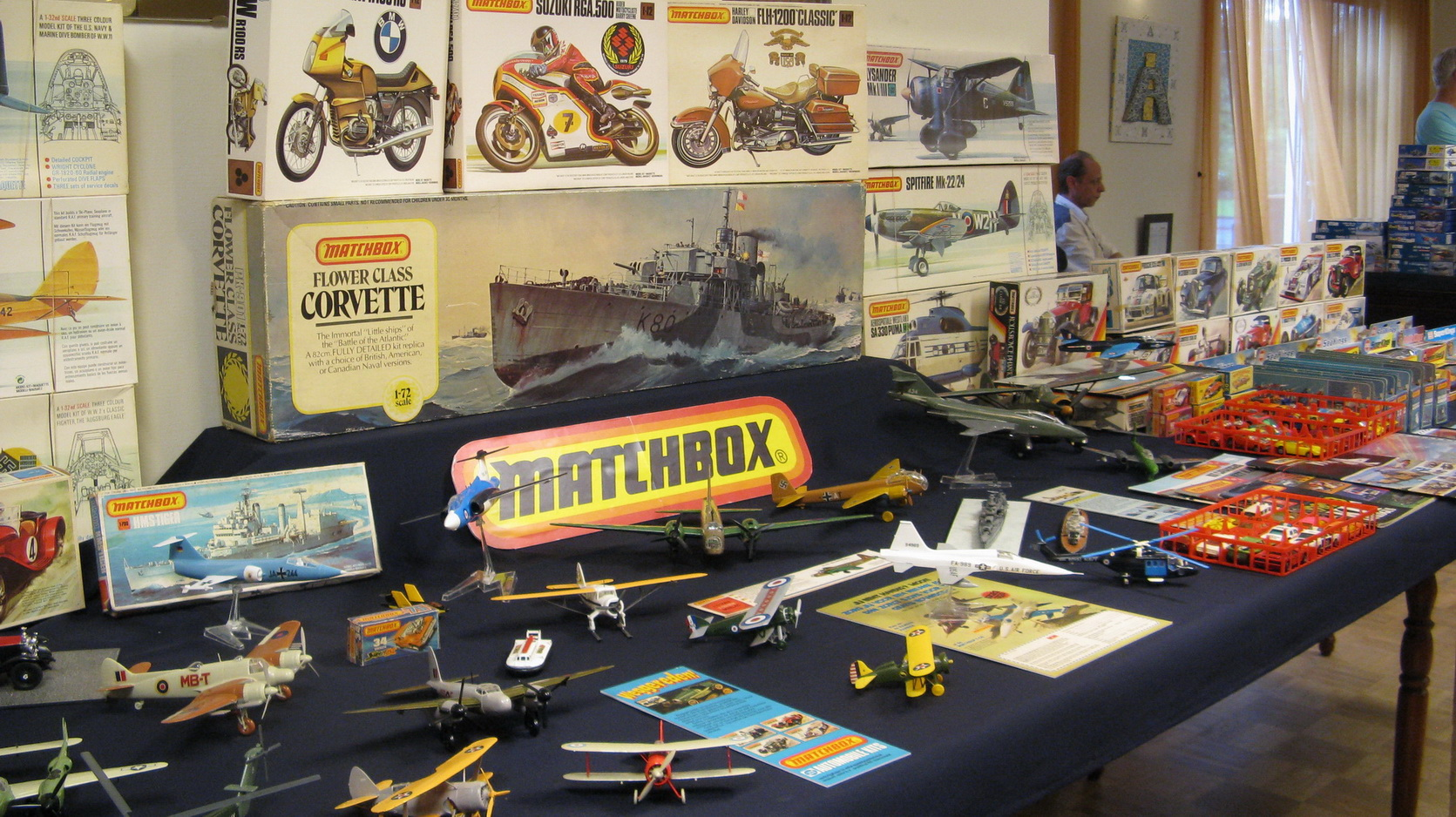 Remembering Matchbox kits at ESM 2016, Netherlands