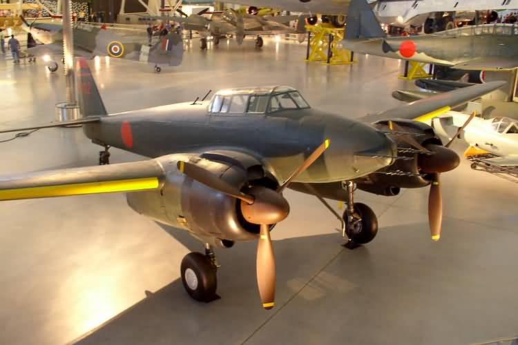 Nakajima J1N1 Gekko Type 11 Night Fighter (Irwing)