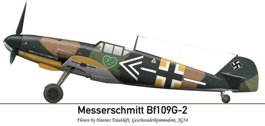 Bf 109G-2, Finemolds 1/72