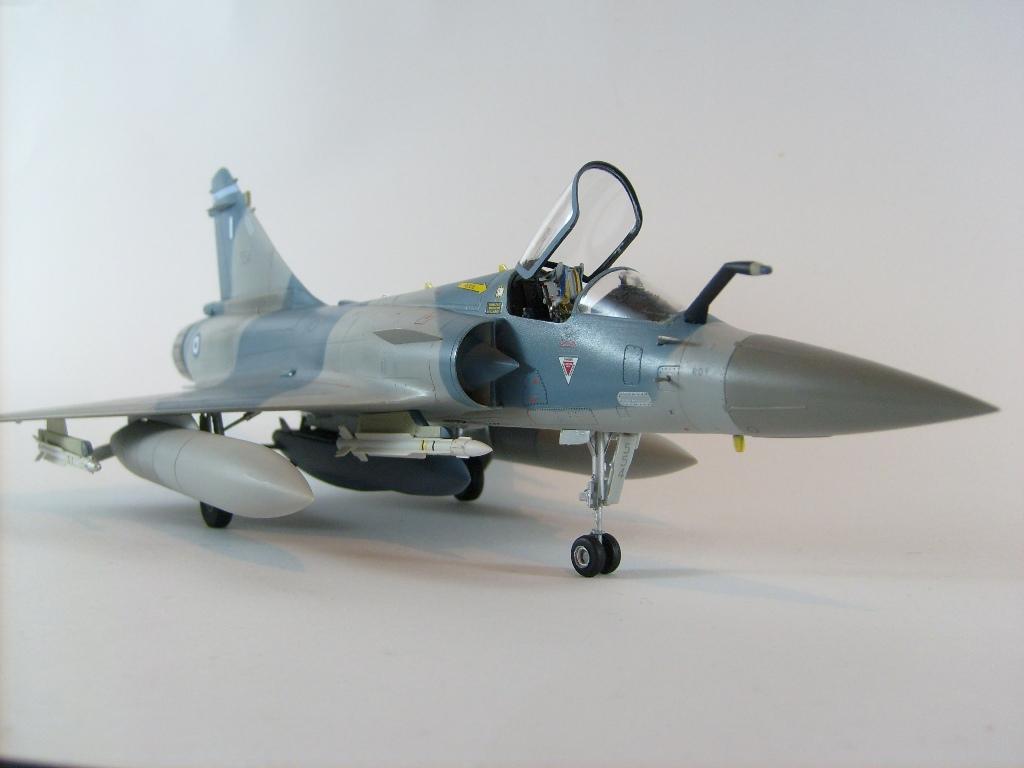 Mirage 2000-5 Mk.II, Πολεμική Αεροπορία, Kinetic 1/48