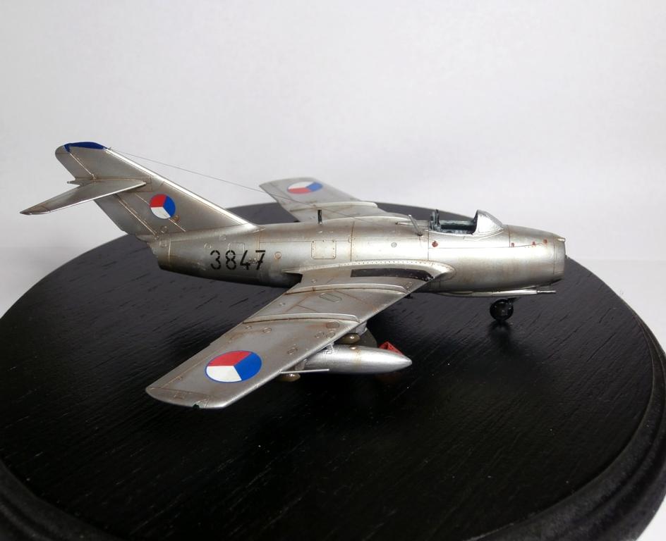 MiG-15, Eduard 1/72