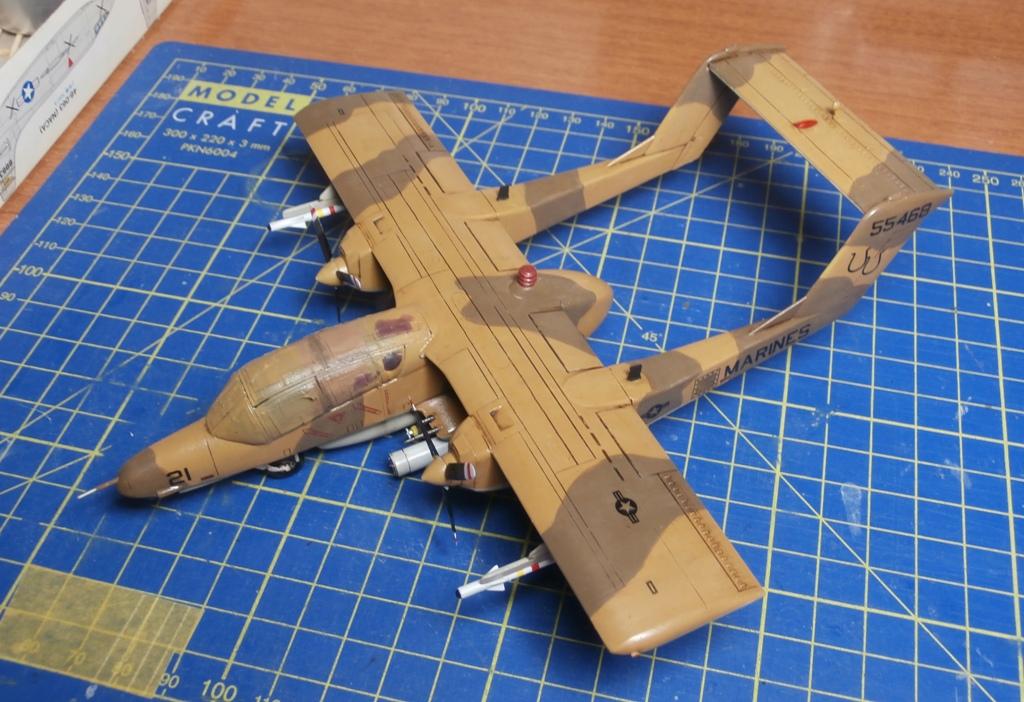 OV-10D BRONCO, Academy 1/72
