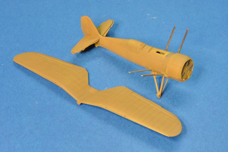 PZL P.24 G Mister Craft 1/72