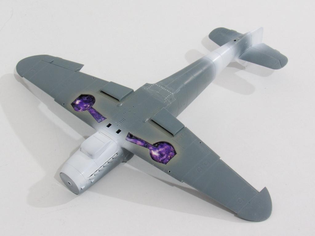 Messerschmitt Bf109G-6, Eduard 1/48 (2016 re-tooled kit No.82111)