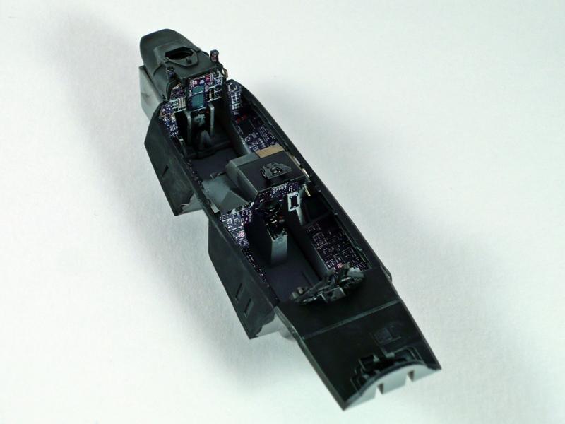 Grumman F-14A Tomcat, Hobbyboss 1/48