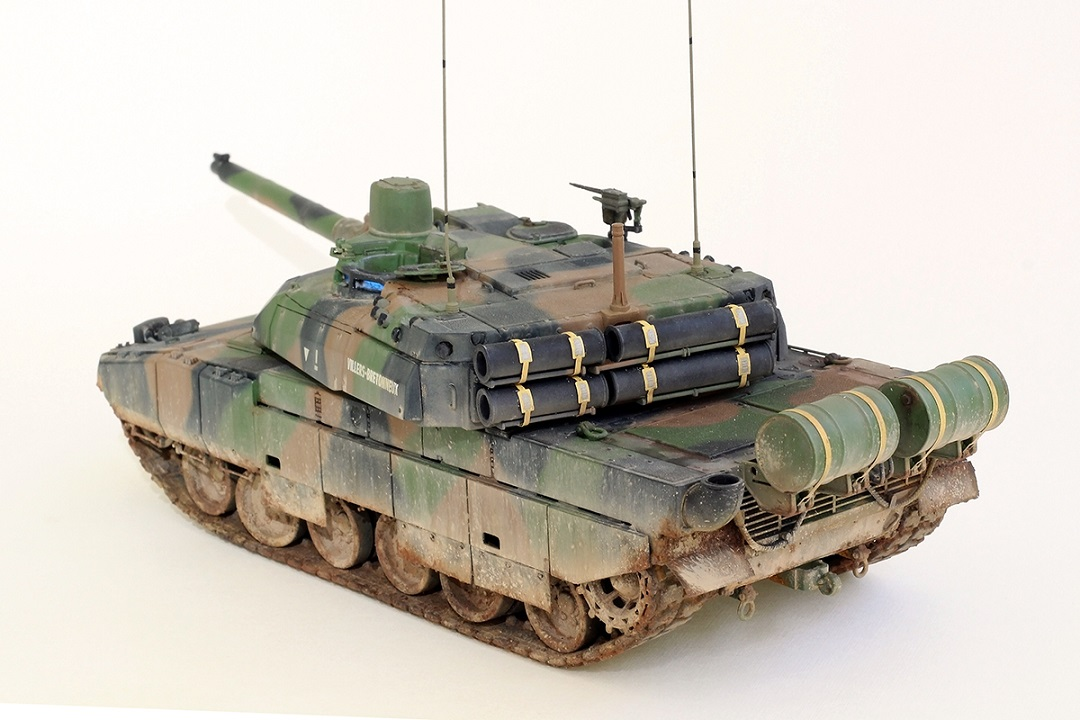 AMX-56 Leclerc, Heller 1/35 (Kit No.81135)