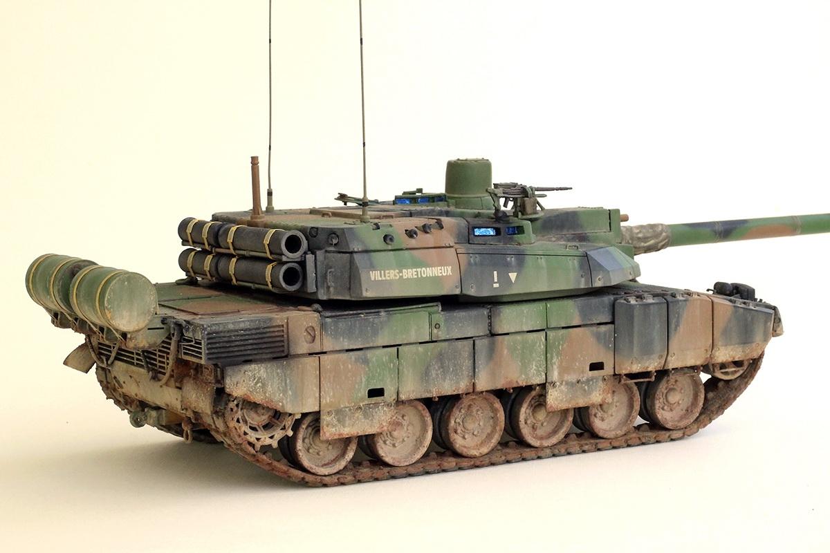 AMX-56 Leclerc, Heller 1/35 (Kit No.81135)