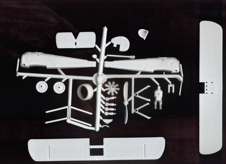 Sopwith Camel, Mister Craft 1/48 (Kit No. D-231)