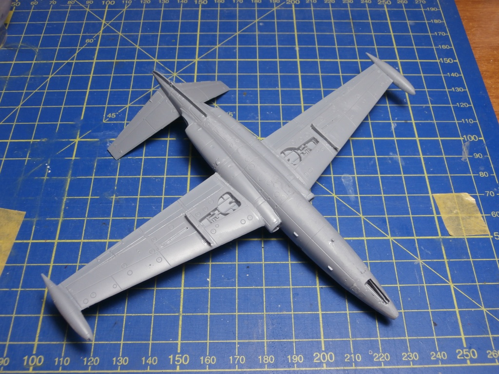 Fouga CM.170 Magister, Special Hobby 1/72 (kit No. SH72373)