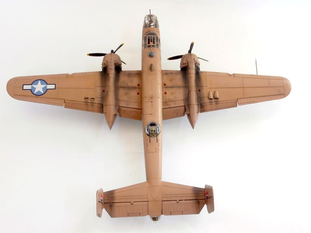 North American B-25C/D Mitchell, Airfix 1/72 (Kit No.A06015)