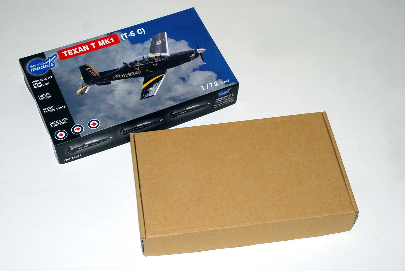 Beechcraft T Mk 1 T-6C Texan II (RAF version), Grand Models