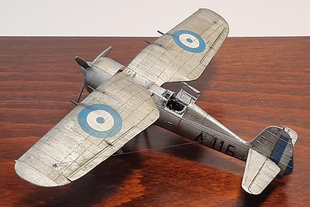 PZL P.24G In Greek Service, IBG Models 1/72 (code 72524)