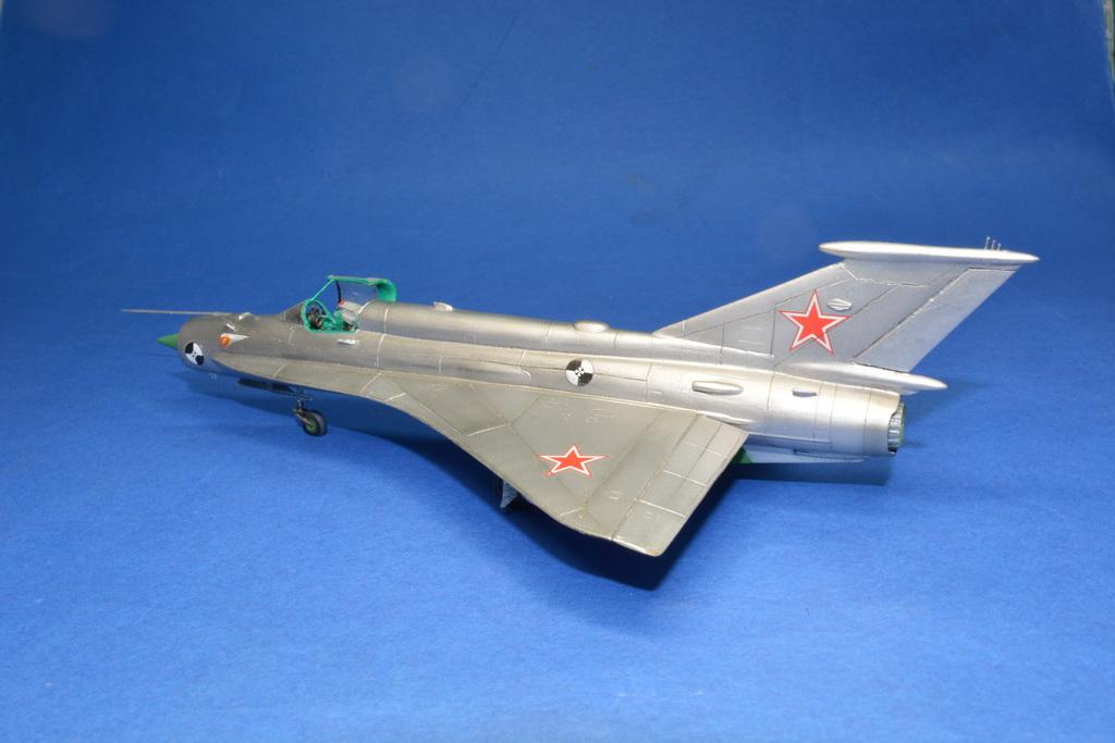 MiG-21 Α-144-2, MODELSVIT 1/72