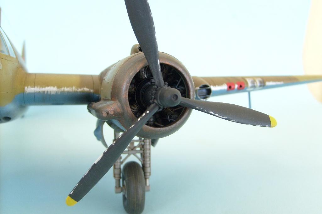 Bristol Beaufighter Mk.Ic, Tamiya 1/48