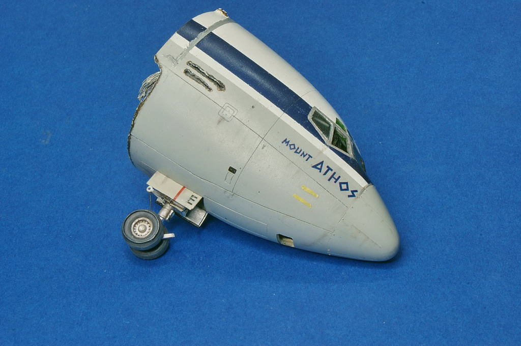 Boeing B-727 The end