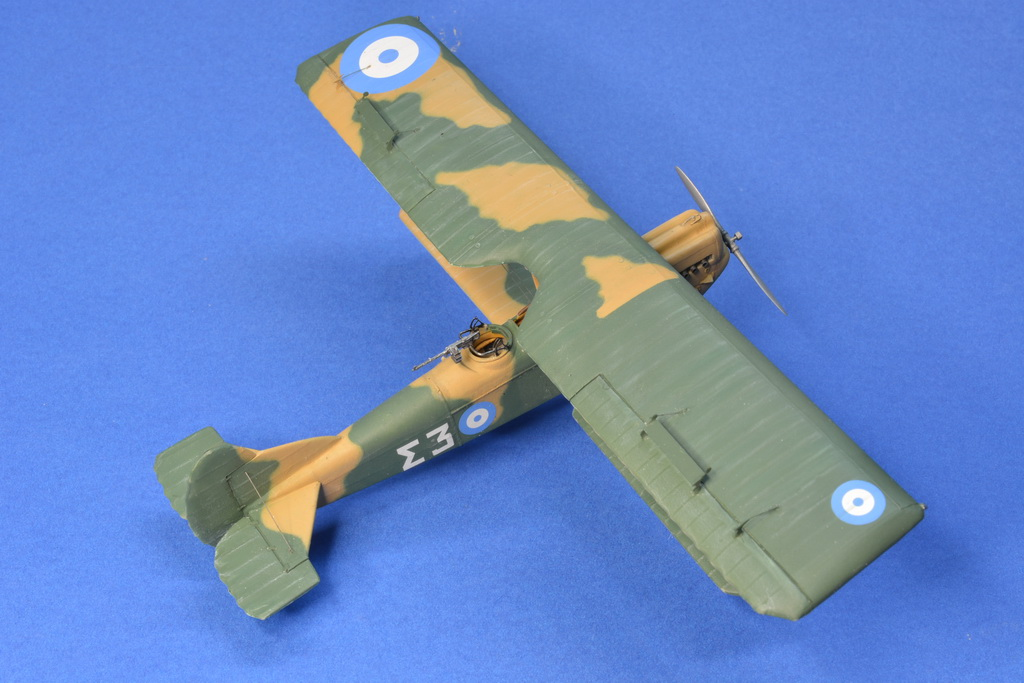 Potez 25A2, Grand Models 1/72