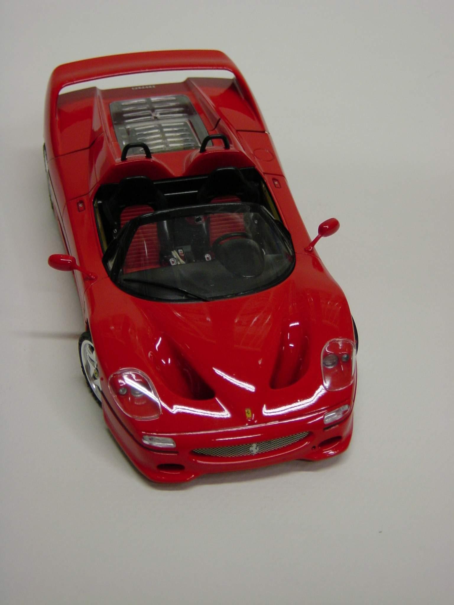 Ferrari F50 scale 1/24
