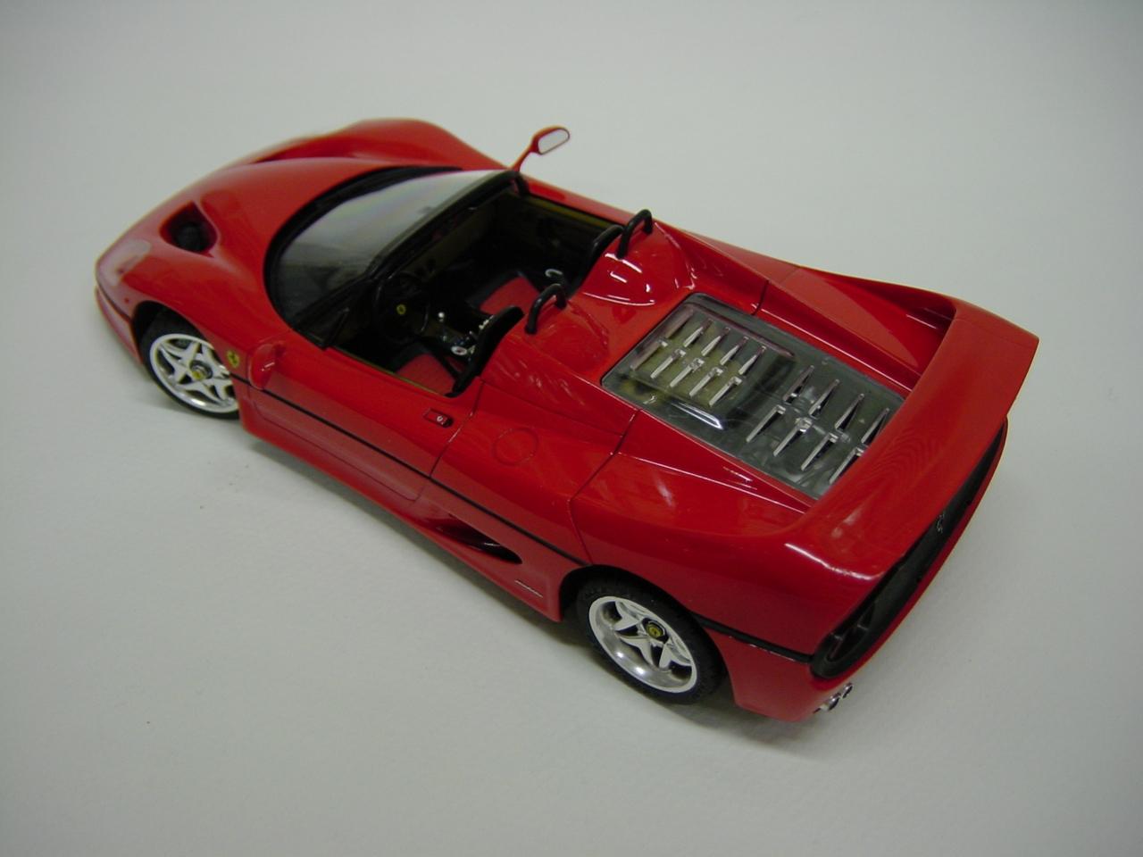Ferrari F50 model