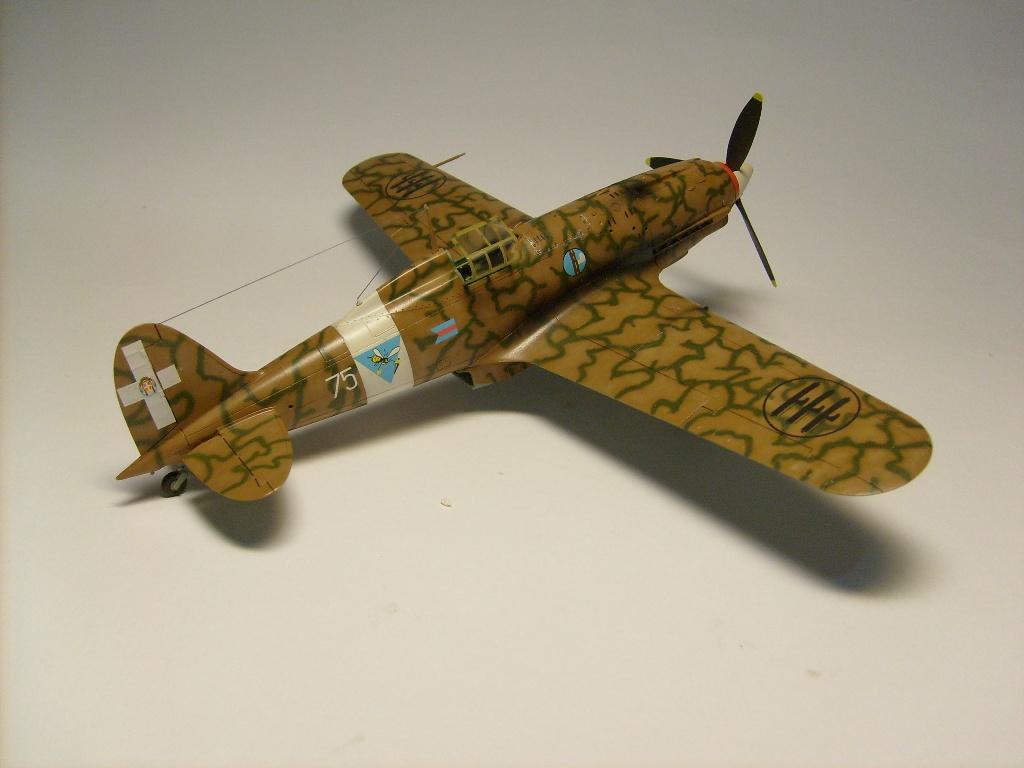 Macchi C.202 Folgore, Hasegawa 1/48