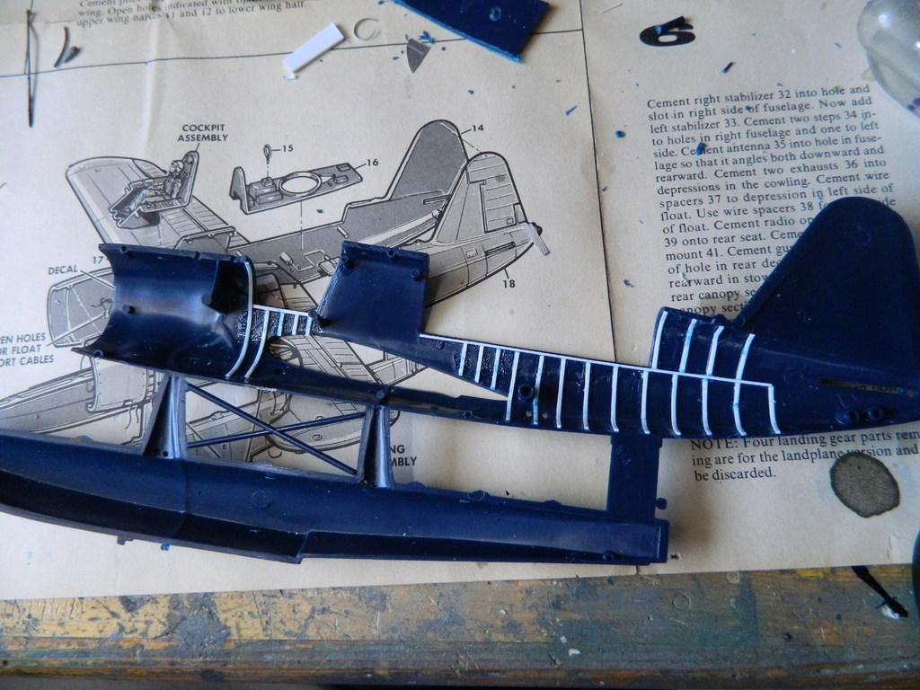 Kingfisher with Catapult, Monogram 1/48