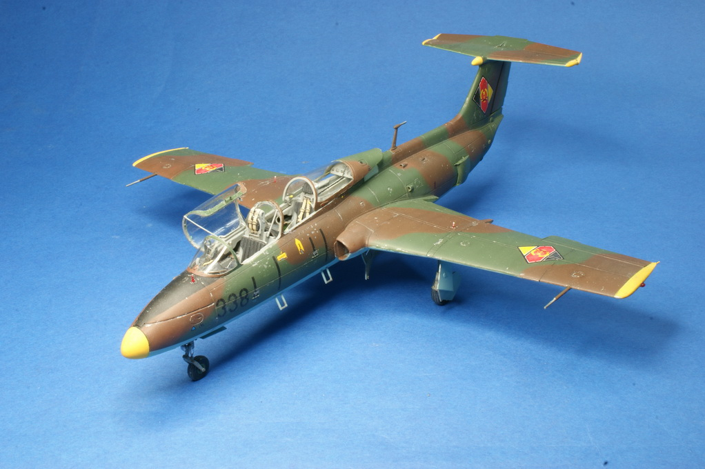 Aero L-29 Delfin AMK 1/48