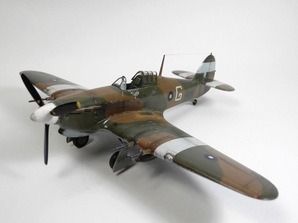 Hawker Hurricane IIC, Revell 1/72 (kit No. 04144)