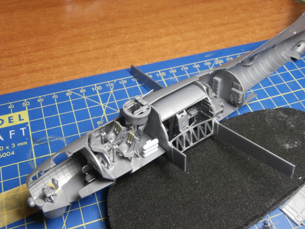 «Βombs Away!», BOEING B-17G FLYING FORTRESS, REVELL 1/72 (κωδικός 04283)