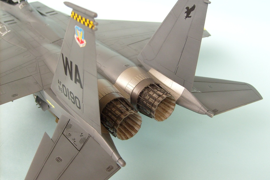 F-15E Strike Eagle, Revell 1/48