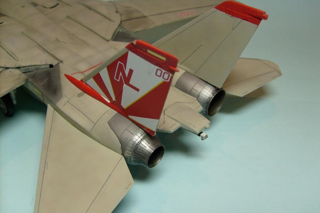 Grumman F-14A Tomcat, Academy 1/48