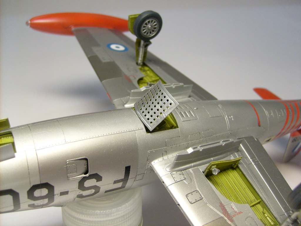 """F-84G, 337 Μοίρα ''110609"""", Tamiya 1/48"""
