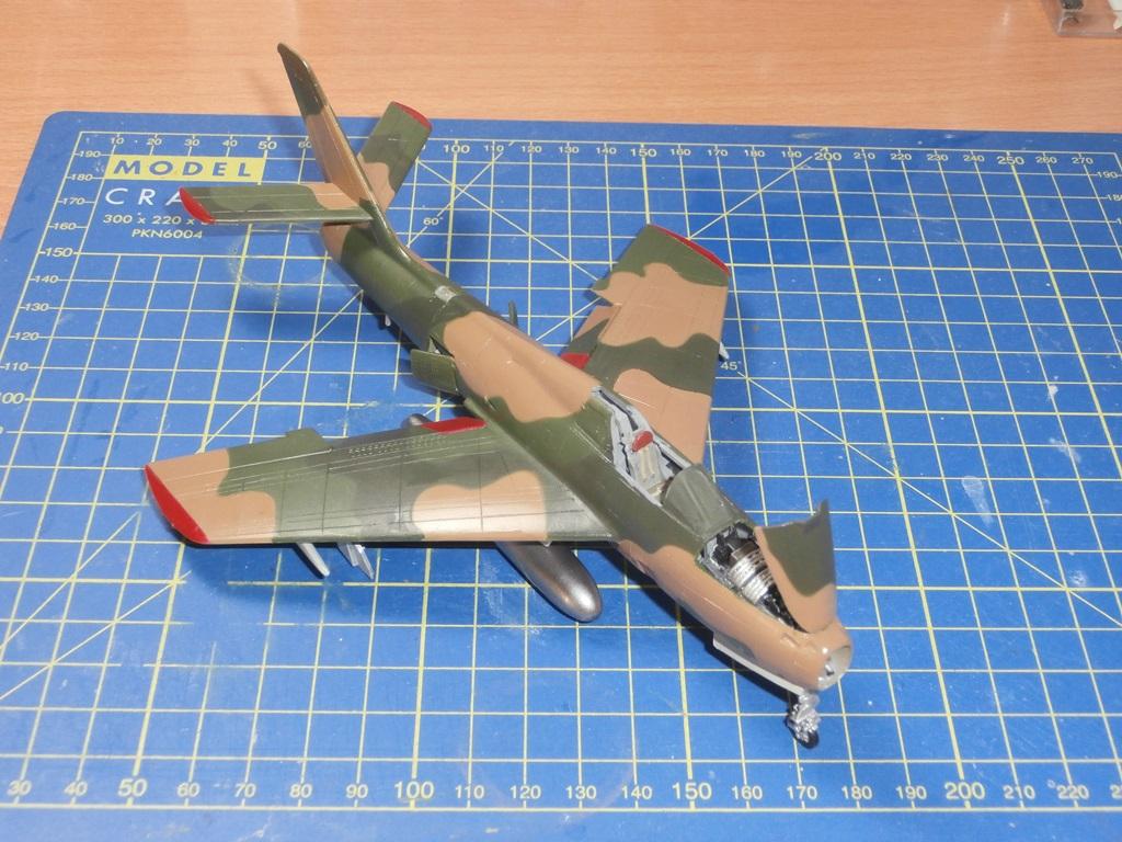 F-84F Thunderstreak, Πολεμική Αεροπορία, Airfix 1/72