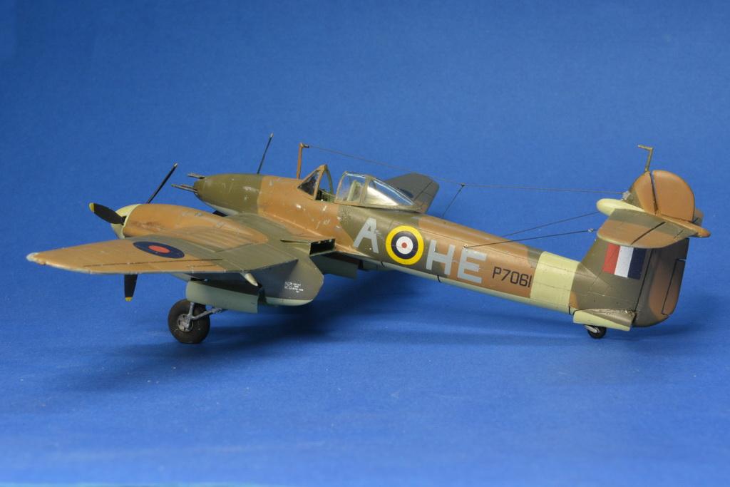 Westland Whirlwind Mk.I, Special Hobby 1/72