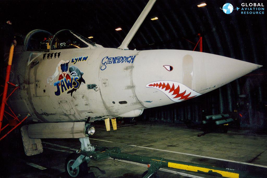 S.2B Buccaneer, Airfix 1/72