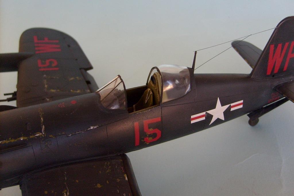 F4U-5N Corsair, Hasegawa 1/48
