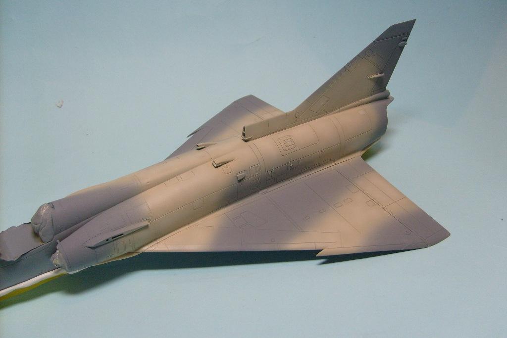 IAI Kfir C.7, AvantGarde Model Kits (AMK), 1/48