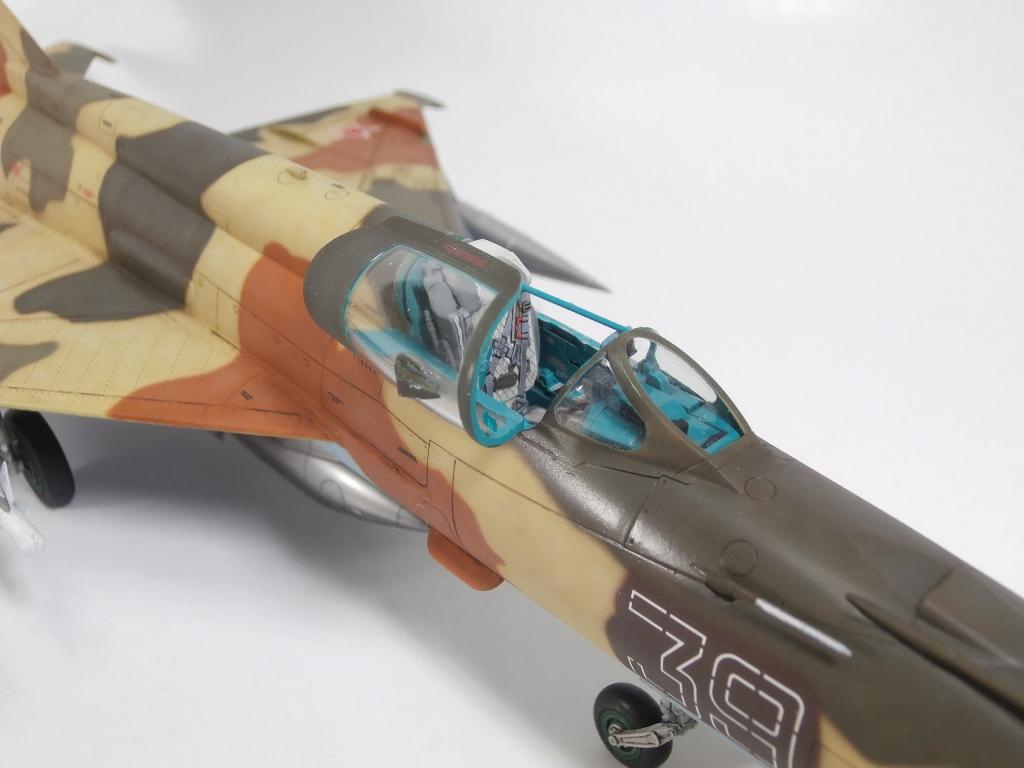 MiG-21R, Eduard 1/48, Profipack edition