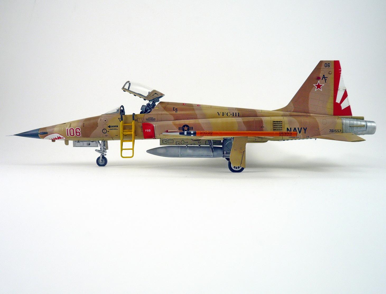 F-5E/N, AFV Club 1/48
