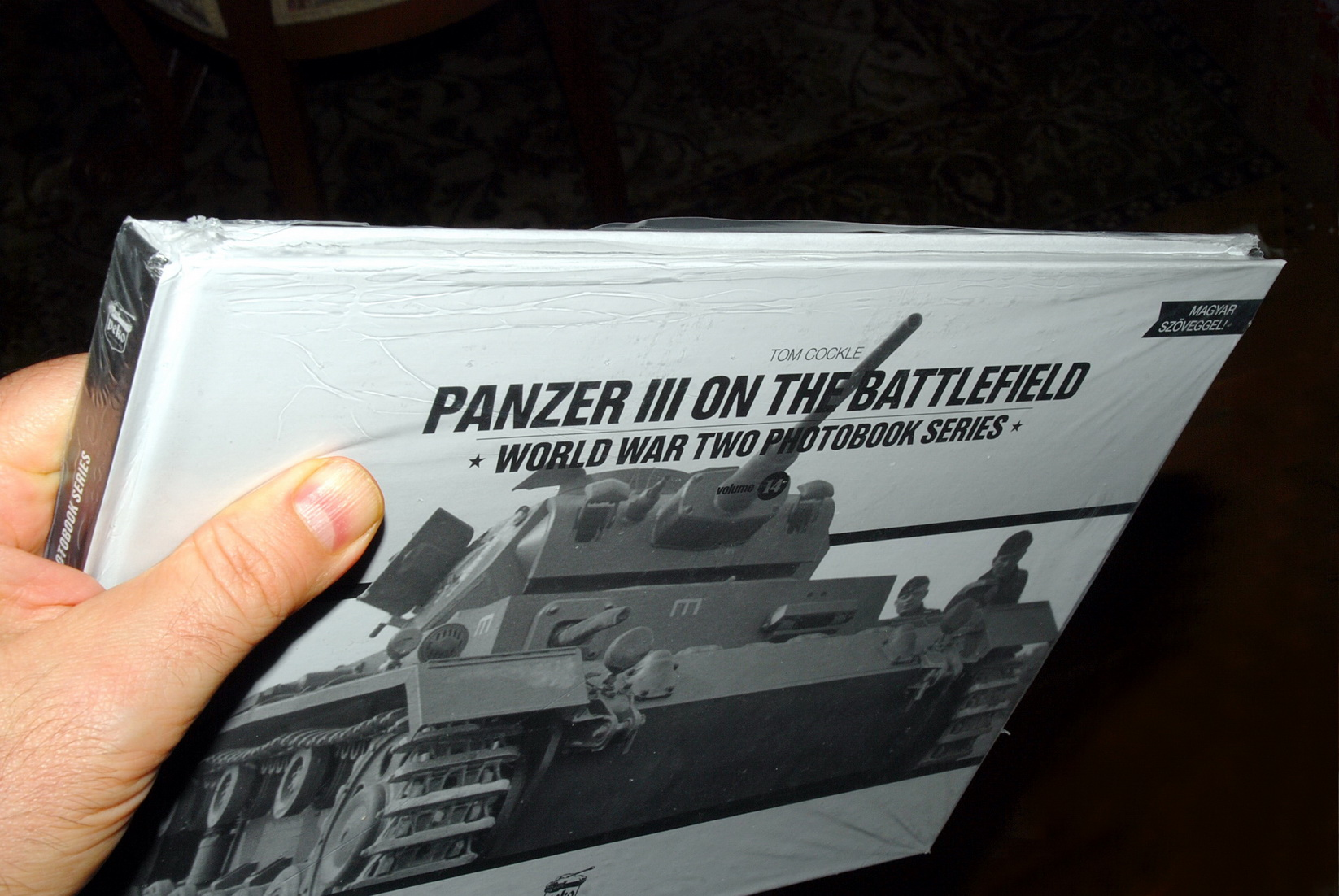 Panzer III On The Battlefield, WWII Photobook Series Vol.14, by Tom Cockle (Peko Publishing)