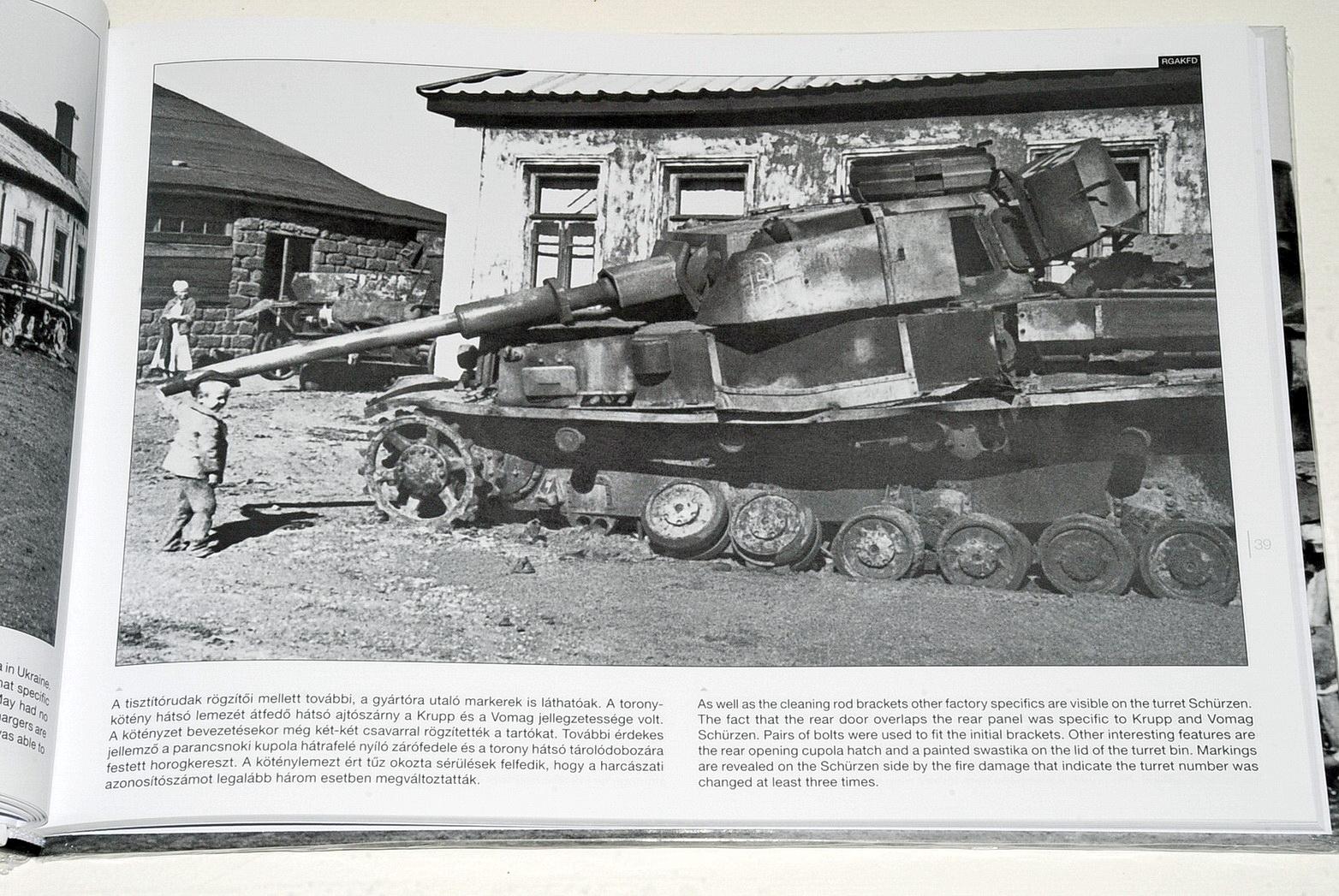 Panzer IV on the Battlefield 2, WWII Photobook Series Vol.16, by Craig Ellis (Peko Publishing)