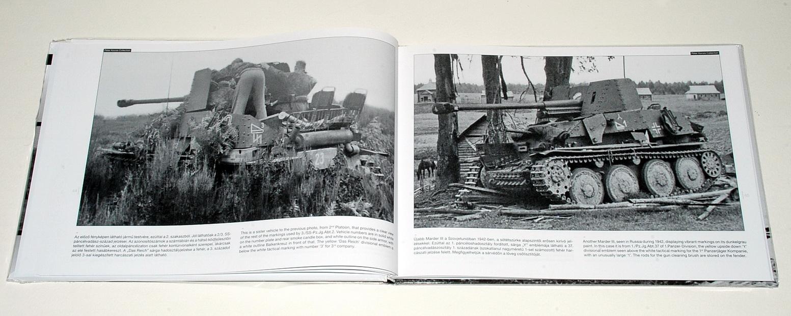Panzerjäger on the Battlefield, WWII Photobook Series Vol.15, by Jon Feenstra (Peko Publishing, 2017)