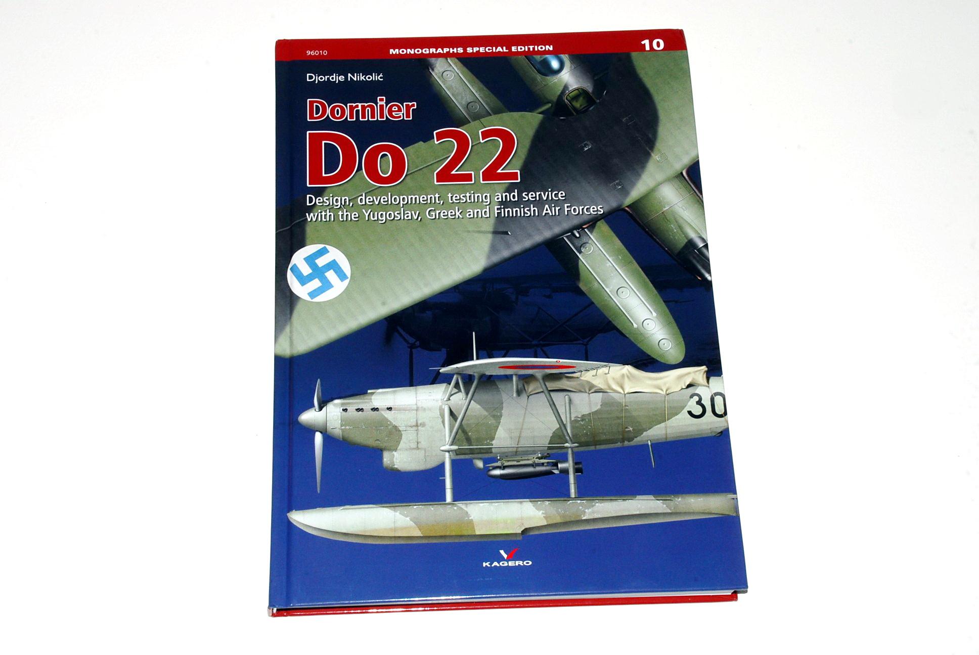 Dornier Do22 by Djordje Nicolic (Kagero)