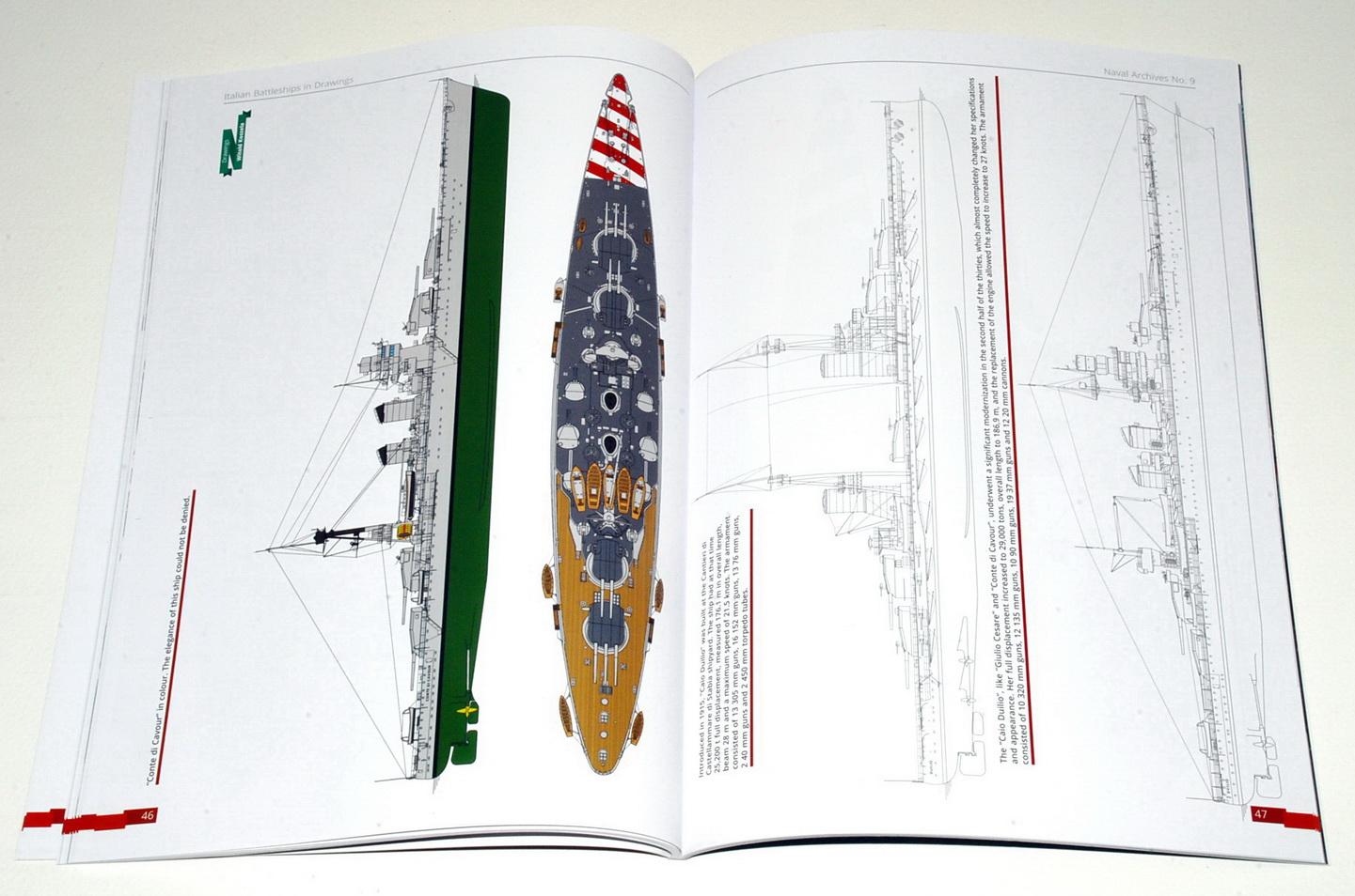 NAVAL ARCHIVES Vol.09, Radetzky-Class (Kagero 2018)