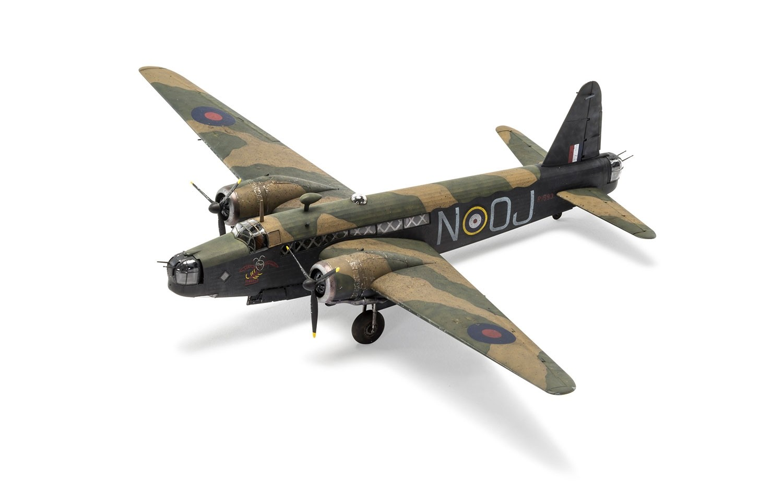 Vickers Wellington Mk 1A/C, Airfix (kit no. A08019)
