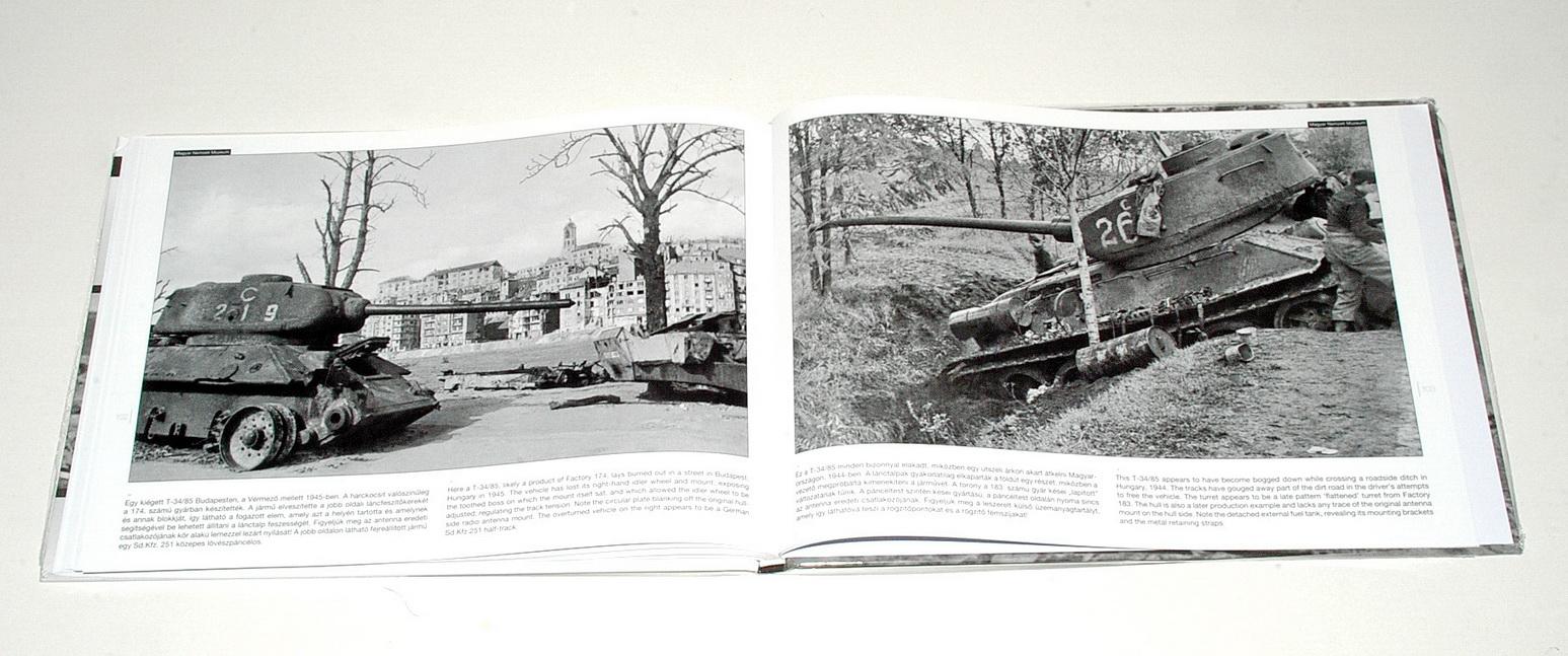 T-34 On The Battlefield 2, WWII Photobook Series Vol.17, by Neil Stokes (Peko Publishing)