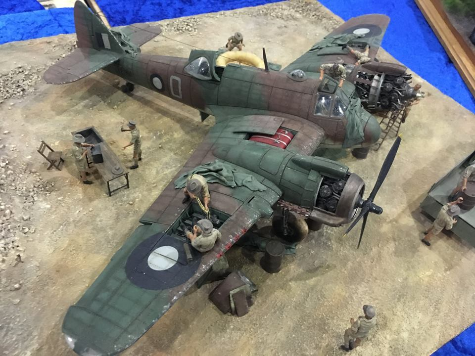 Scale ModelWorld 2018, Telford (Part 1)